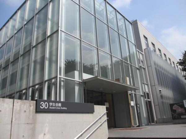 「早稲田大学 学生会館」の画像検索結果